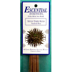 Mayan Temple Stick Incense 16 pack - Wiccan Place