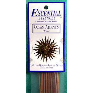 Ocean Atlantis Stick Incense 16 pack - Wiccan Place