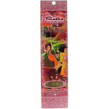 Radha Stick Incense 10pk - Wiccan Place