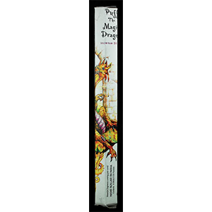 Puff the Magic Dragon Stick Incense 20 pack - Wiccan Place
