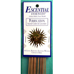 Purification Stick Incense 16 pack - Wiccan Place