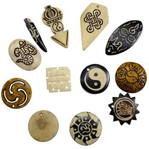 Necklaces, Pendants & Charms