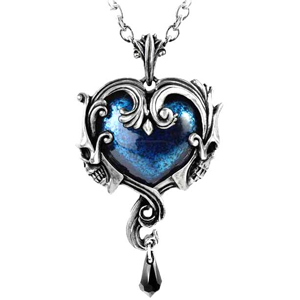 Midnight Love necklace - Wiccan Place