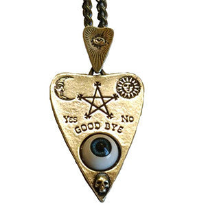Planchette Necklace - Wiccan Place