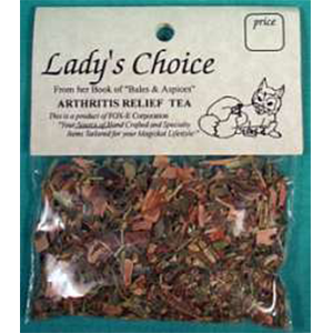 Arthritis Relief tea (5+ cups) - Wiccan Place