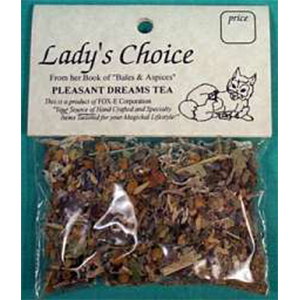 Pleasant Dreams tea (5+ cups) - Wiccan Place