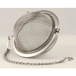 "Tea Ball Strainer 2"" - Wiccan Place"