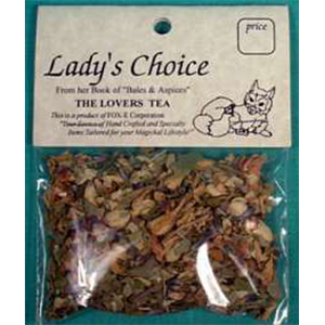 Lover's tea (5+ cups) - Wiccan Place
