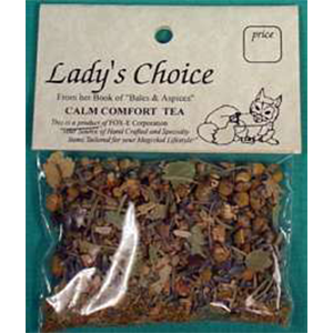 Calm Comfort tea (5+ cups) - Wiccan Place