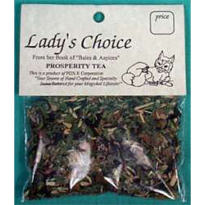 Prosperity tea (5+ cups) - Wiccan Place