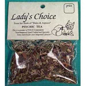 Psychic tea (5+ cups) - Wiccan Place