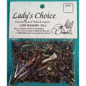Lite Weight tea (5+ cups) - Wiccan Place