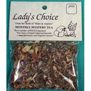 Monthly Mysteries tea (5+ cups) - Wiccan Place