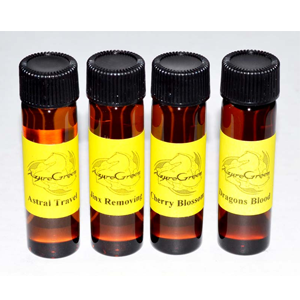 Orange Blossom oil 2 dram - Wiccan Place