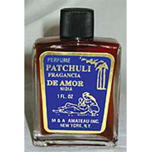 Patchouli Cologne 1 ounce with root