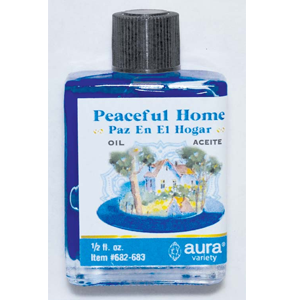 Peaceful Home oil 4 dram - Wiccan Place