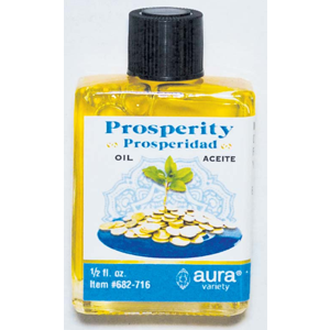 Prosperity oil 4 dram - Wiccan Place