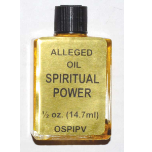 Spiritual Power oil 4 dram