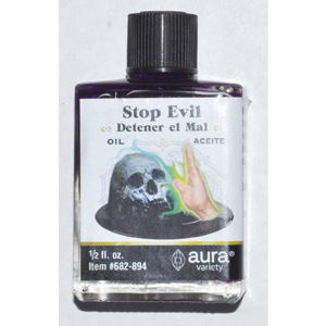 Stop Evil oil 4 dram - Wiccan Place