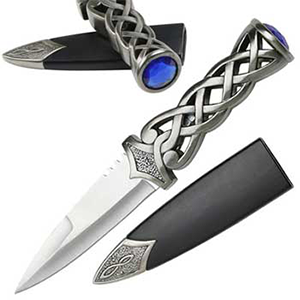 "Scottish athame 8 1/2"" - Wiccan Place"