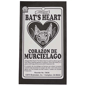 Bat Heart Root - Wiccan Place
