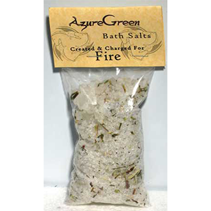 Fire Bath Salts 5 oz - Wiccan Place