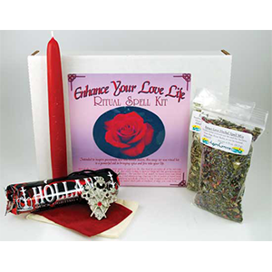 Enhance Your Love Life Boxed ritual kit - Wiccan Place