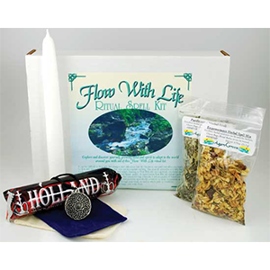Flow With Life Boxed ritual kit - Wiccan Place