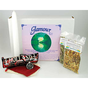 Glamour Boxed ritual kit - Wiccan Place