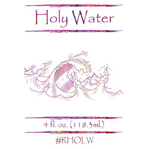 Holy Water 4 oz