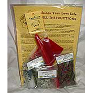 Enhance Your Love Life Ritual Kit - Wiccan Place