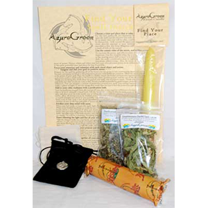 Find Your Place Ritual Kit - Wiccan Place