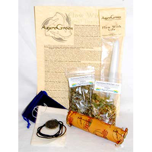 Flow with Life Ritual Kit - Wiccan Place
