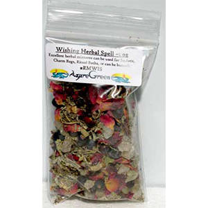 Wishing spell mix 3/4 oz - Wiccan Place
