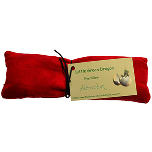 Attraction eye pillow - Wiccan Place
