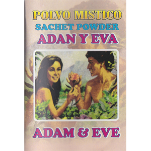 Adam & Eve sachet powder 1/2 oz