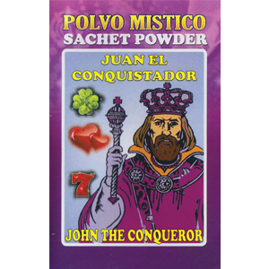 John the Conquerer sachet powder 1/2 oz - Wiccan Place