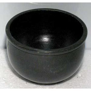 Black Stone Scrying Bowl 3