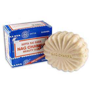 Nag Champa Soap 75 gm - Wiccan Place