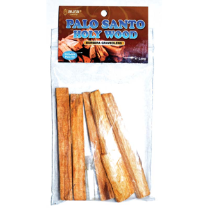 Palo Santo smudge sticks 5 pack & Oil