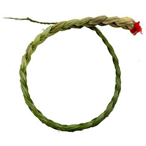 "Sweetgrass Braid 24"" - Wiccan Place"