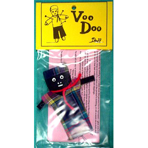 Female Voodoo Doll - Wiccan Place