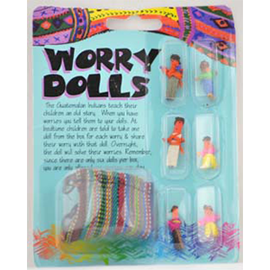 Worry Doll Set - Wiccan Place