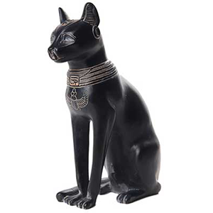 "Bastet Statue 5 1/2"" - Wiccan Place"