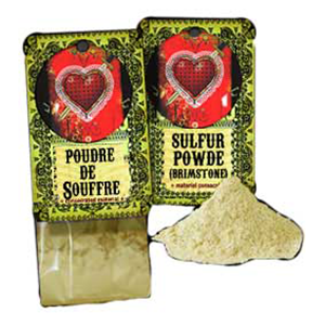 Sulfur powder - Wiccan Place