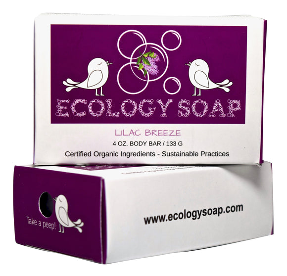 Ecology Soap Lilac Breeze