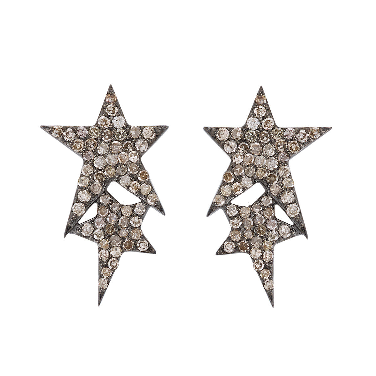 Double Star Studs