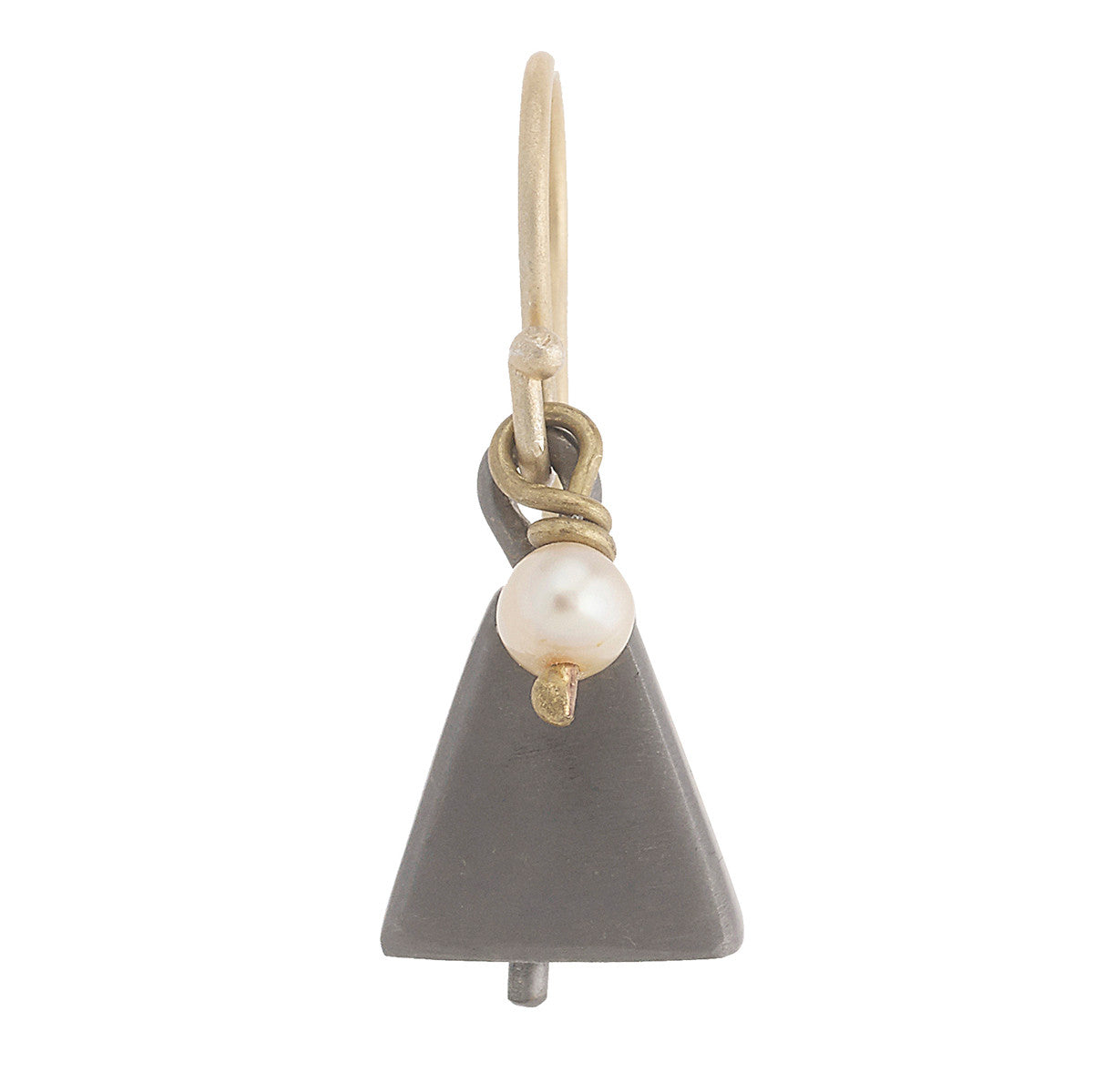 Dangling Belle Earring with Pearl M
