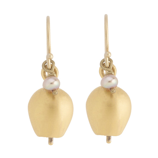 Protection Belle Pearl Earrings M