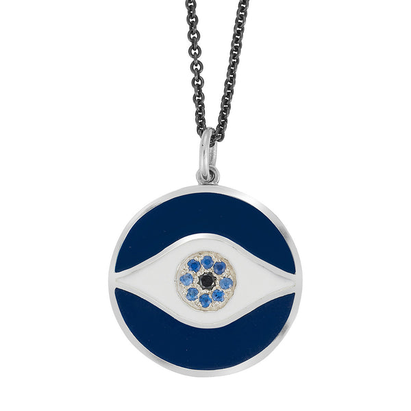 Enamel Dawn Necklace